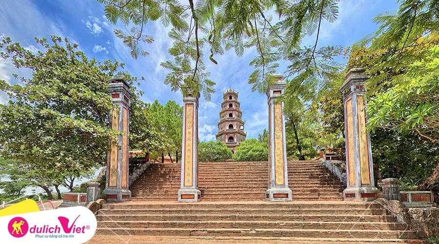 Du lịch Miền Trung - Đà Nẵng - Sơn Trà - Bà Nà - Phố Cổ Hội An - Huế dịp lễ 2/9 từ Sài Gòn