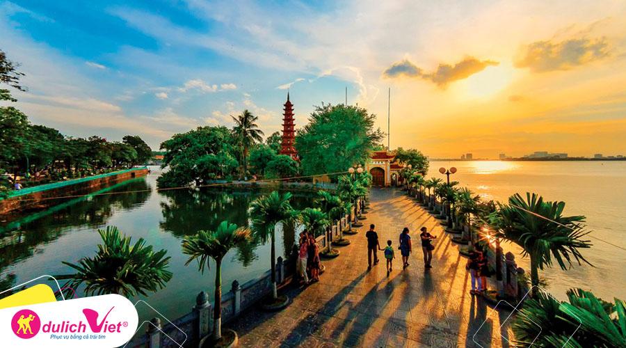 Du lịch Miền Bắc - Hà Nội - Lào Cai - Sapa - Bản Cát Cát -  Fansipan dịp Lễ 2/9 từ Sài Gòn