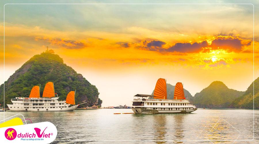 Du lịch Miền Bắc - Tour Vân Đồn - Quảng Ninh - Hạ Long mùa Thu từ Sài Gòn