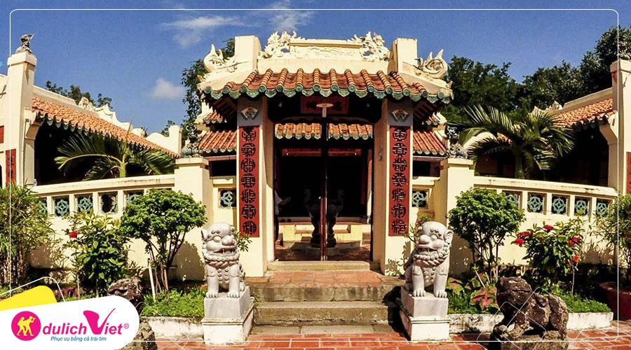 Du lịch Miền Tây - Du lịch Châu Đốc - Hà Tiên - Cần Thơ mùa Thu từ Sài Gòn