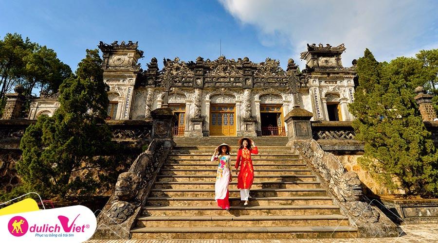 Du lịch Miền Trung - Đà Nẵng - Hội An - Huế - Động Phong Nha lễ 2/9 từ Sài Gòn