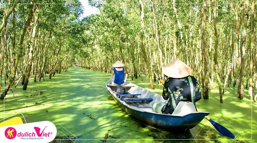 Du lịch Miền Tây mùa nước nổi 3 ngày 2 đêm khởi hành từ Sài Gòn 2019