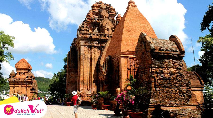 Du lịch Nha Trang - Vinpearl Land - Hòn Tằm - Viện Hải Dương Học 3 ngày 2 đêm từ Sài Gòn