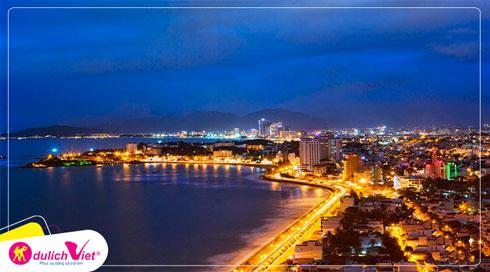 Tour Du Lịch Nha Trang - Đà Lạt 5 ngày 4 đêm - khởi hành từ Hà Nội