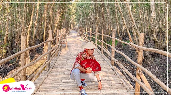 Du lịch Hè - Tour Du lịch Châu Đốc Rừng Tràm Trà Sư từ Sài Gòn