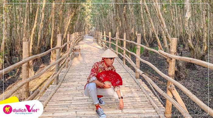 Du lịch Tiền Giang - Cần Thơ - Châu Đốc - Rừng Tràm Trà Sư 3N2Đ dịp Lễ 30/4 từ Sài Gòn