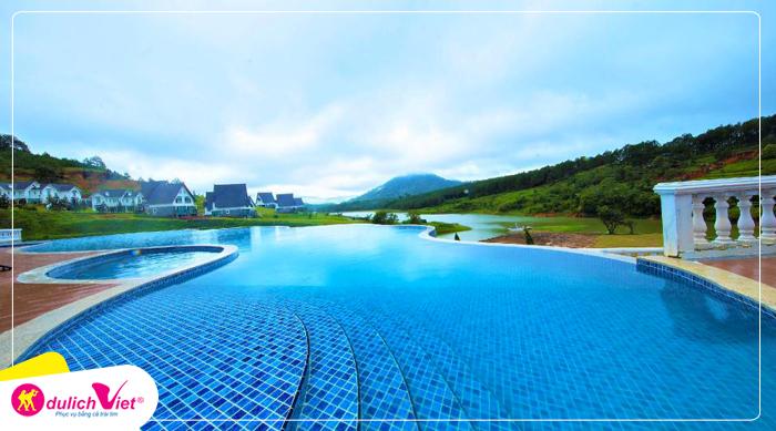 Combo du lịch Đà Lạt Khách Sạn Da Lat Wonder Resort