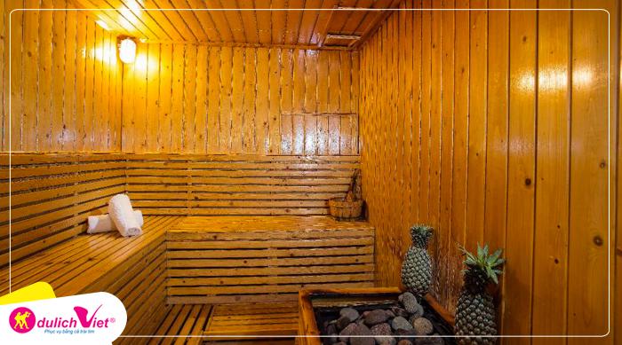 Combo du lịch Đà Lạt Khách Sạn Dalat Edensee