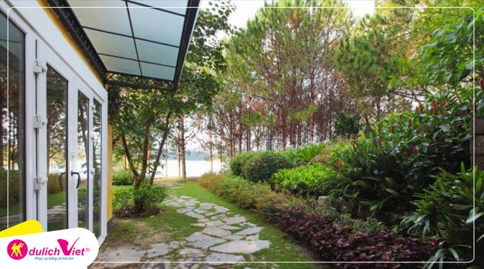 Combo du lịch Đà Lạt Khách Sạn Làng Binh An