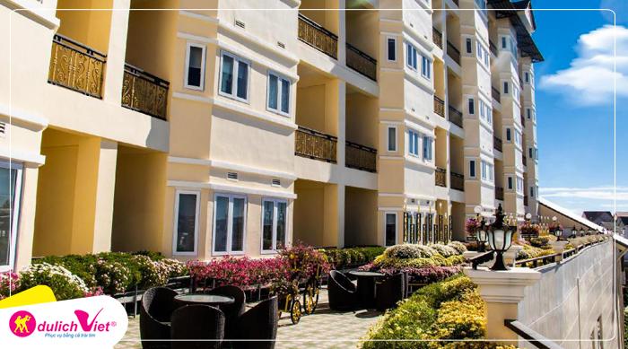 Combo du lịch Đà Lạt Khách Sạn Ladalat Hotel