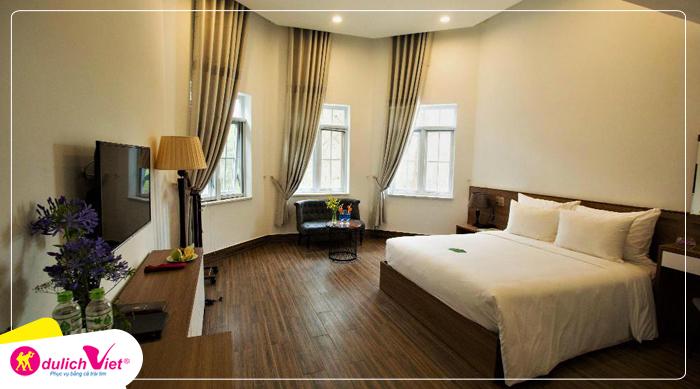 Combo du lịch Đà Lạt Khách Sạn Cereja Hoel & Resort