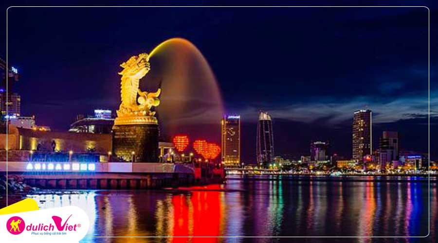 Du lịch Đà Nẵng - Bà Nà - Hội An - Huế  -Thánh Địa La Vang - Động Phong Nha từ Sài Gòn