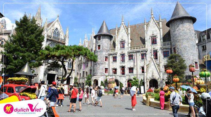 Du lịch Tết Tân Sửu Đà Nẵng - Hội An - Huế - Thánh Địa La Vang - Động Thiên Đường từ Sài Gòn