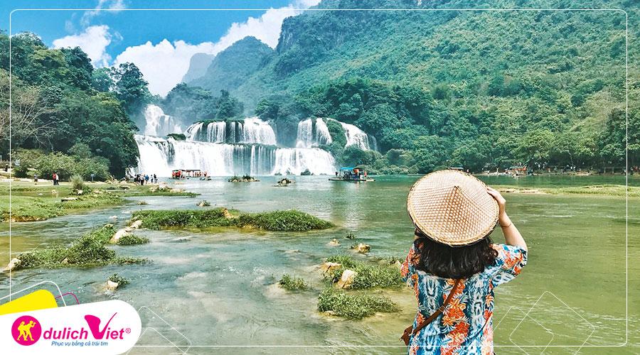 Du lịch Đông Bắc - Hà Nội - Hà Giang - Lũng Cú - Cao Bằng - Thác Bản Giốc lễ 30/4 từ Sài Gòn giá tốt