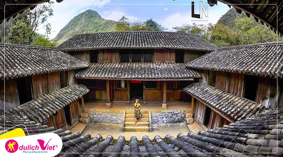 Du lịch Đông Bắc Tết Âm lịch 2020 - Hà Nội - Hà Giang - Cao Bằng từ Sài Gòn