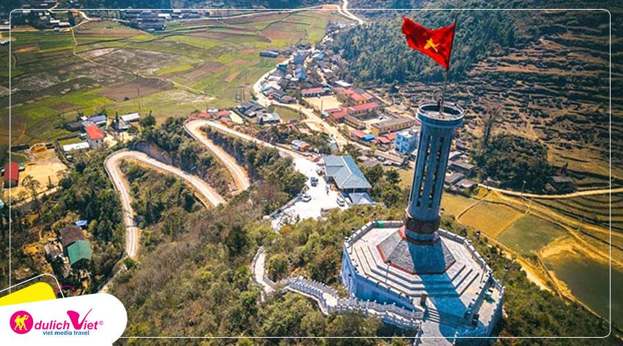 Du lịch Hè - Tour Du lịch Hà Giang - Quản Bạ - Đồng Văn - Lũng Cú - Sông Nho Quế từ Sài Gòn