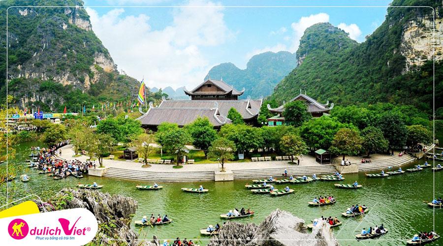 Du lịch Hà Nội - Hạ Long - Bắc Ninh - Ninh Bình - Sapa - Fanxipan 6 ngày Tết Âm lịch từ Sài Gòn