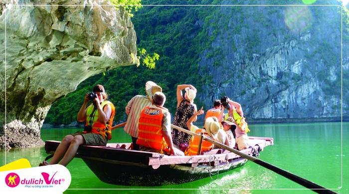 Du lịch Hè - Tour Du lịch Vịnh Hạ Long - Yên Tử - Sa Pa - Bản Cát Cát từ Sài Gòn