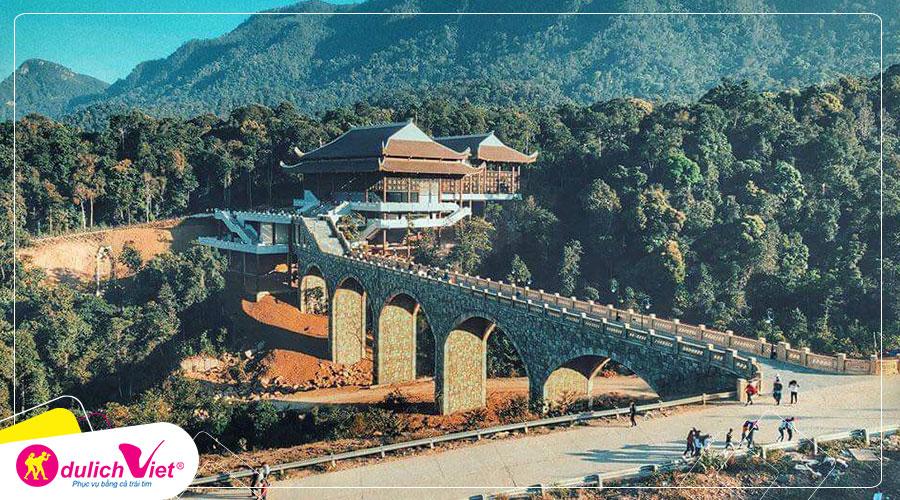 Du lịch Tết Hà Nội - Hạ Long - Bắc Ninh - Ninh Bình - Sapa - Fanxipan từ Sài Gòn 2021