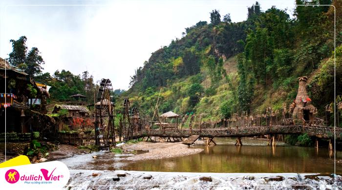 Du lịch Hè - Tour Du lịch Hà Nội - Chùa Bái Đính - Tràng An - Ninh Bình - Lào Cai - Sa Pa từ Sài Gòn