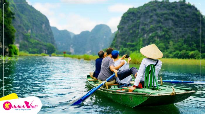 Du lịch Hè - Tour Du lịch Hà Nội - Chùa Tam Chúc - Ninh Binh - Sa Pa từ Sài Gòn