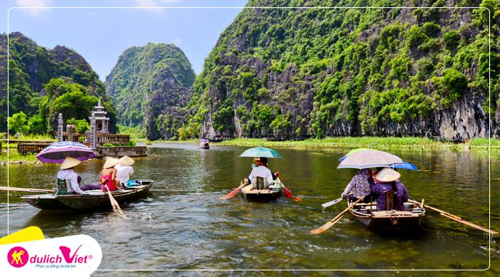 Du lịch Hà Nội - Yên Tử - Hạ Long - Bắc Ninh - Đền Đô - Ninh Bình dịp Lễ 30/4 từ Sài Gòn