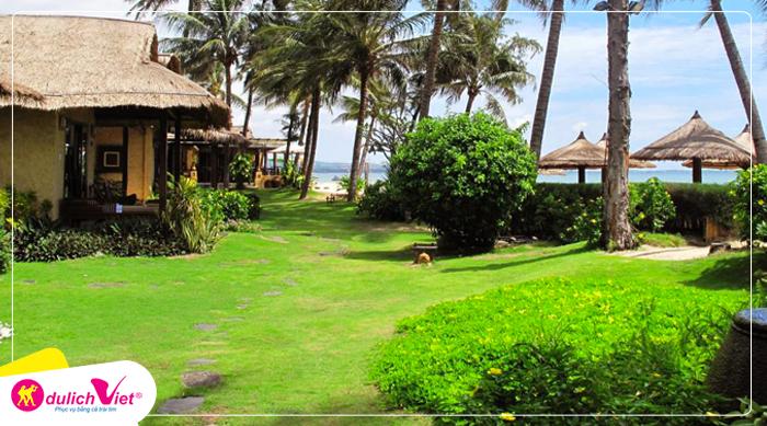 Combo du lịch Phan Thiết Khách Sạn Bamboo Village