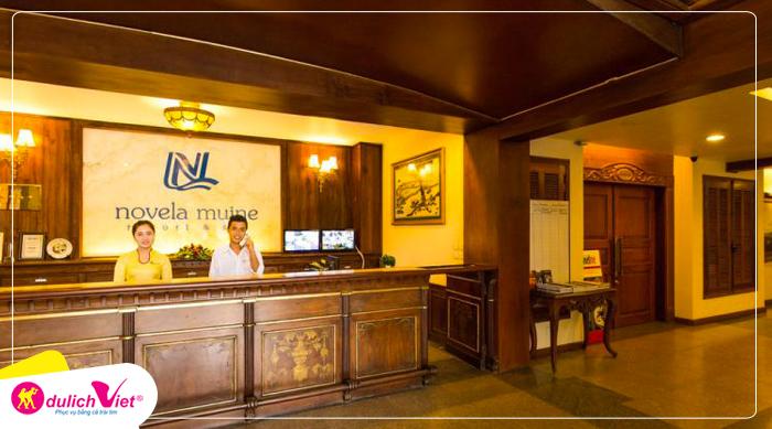 Combo du lịch Phan Thiết Khách Sạn Novela