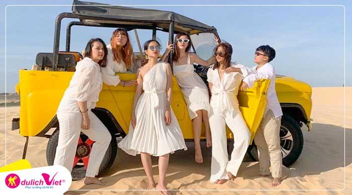 Combo du lịch Phan Thiết 2N1Đ từ Sài Gòn giá tốt