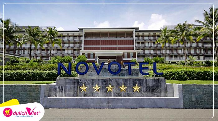 Combo du lịch Phú Quốc Khách Sạn Novotel