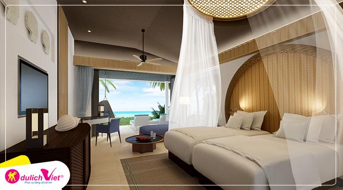 Combo du lịch Phú Quốc Khách Sạn Novotel Tặng Tour Tham Quan 3 Đảo