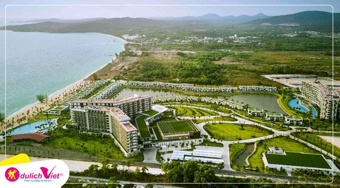 Combo du lịch Phú Quốc Khách Sạn Movenpick Resort