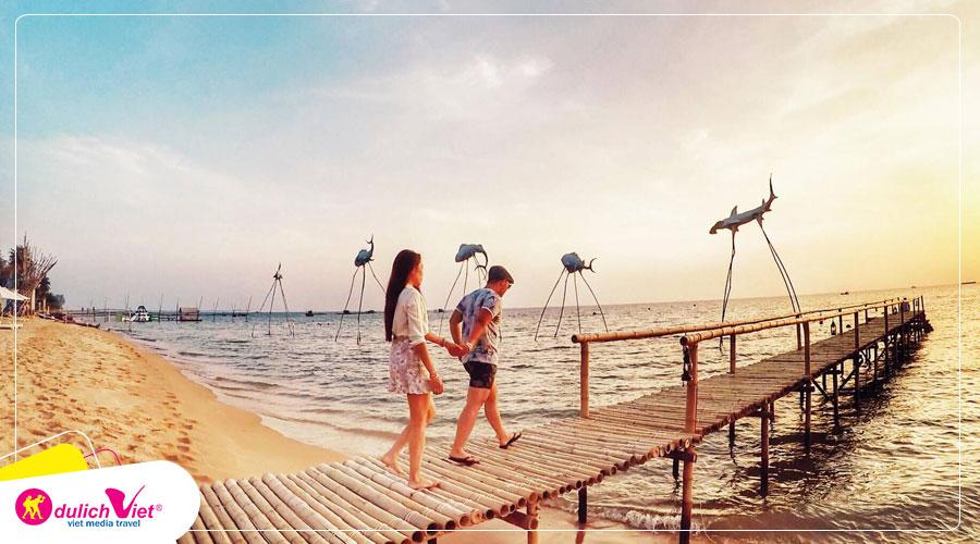 Du lịch Tết Dương lịch - Phú Quốc - Thiên Đường Nghỉ Dưỡng từ Sài Gòn 2021