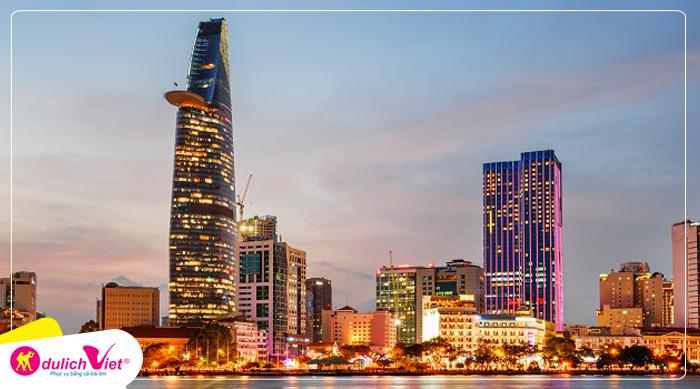 Combo du lịch Sài Gòn 4N3Đ từ Hà Nội giá tốt