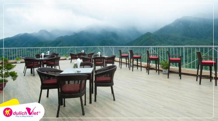 Combo du lịch Sapa Khách Sạn Amzing Sapa
