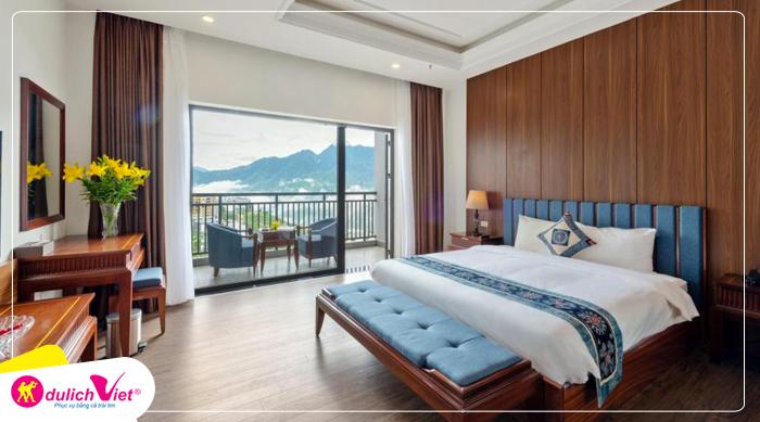 Combo du lịch Sapa Khách Sạn Bambo Sapa