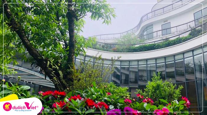Combo du lịch Sapa Khách Sạn Pao's Sapa