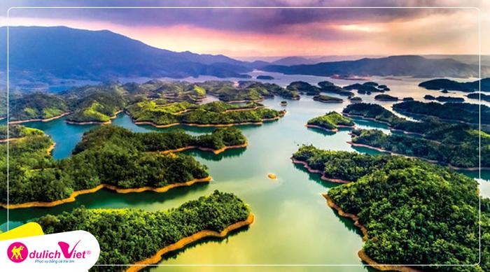 Du lịch Hè - Tour Du lịch Tây Nguyên - Khu Du lịch Dambri - Tu Viện Bát Nhã từ Sài Gòn