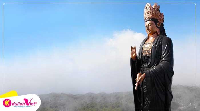 Du lịch Hè - Tour Du lịch Tây Ninh - Tòa Thánh Cao Đài - Núi Bà Đen từ Sài Gòn