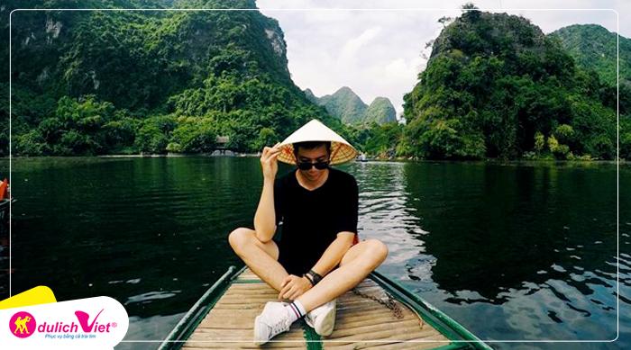 Du lịch Hà Nội - Chùa Tam Chúc - Ninh Bình - Tuyệt Tình Cốc - Chùa Bái Đính - Tràng An dịp Lễ 30/4 từ Sài Gòn