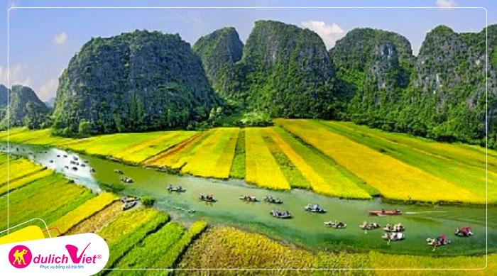 Du lịch Miền Bắc Hà Nội - Hoa Lư - Tam Cốc từ Hà Nội 2021