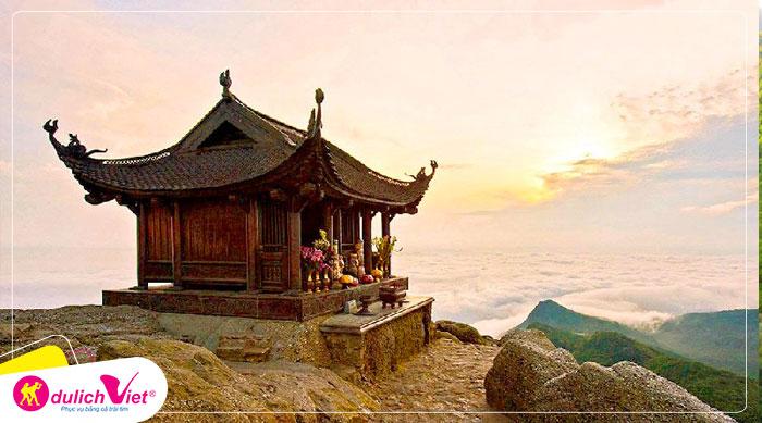 Du lịch Hà Nội - Chùa Cái Bầu - Đền Cửa Ông - Cô Bé Cửa Suốt - Yên tử từ Hà Nội 2021