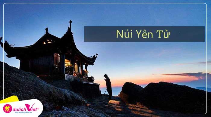 Du lịch Hè - Tour Du lịch Hà Nội - Đền Đô - Yên Tử - Vịnh Hạ Long - Sa Pa từ Sài Gòn