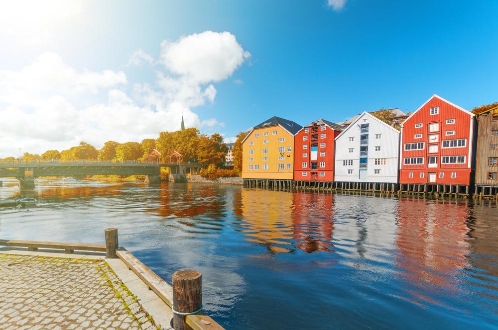 Du lịch Na Uy mùa Thu