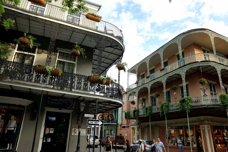 """Du lịch Mỹ - """"Thành phố tội lỗi"""" New Orleans, Lousiana"""
