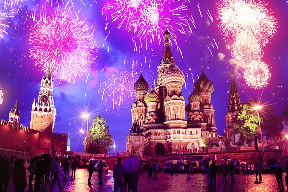Du lịch Nga mùa lễ hội