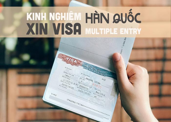 Những lưu ý cần thiết khi xin visa du lịch Hàn Quốc