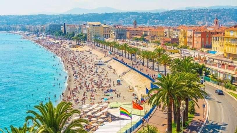 Nice - Thành phố biển đầy mộng mơ của Pháp