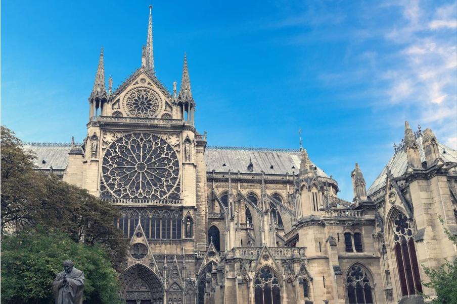 Khám phá nước Pháp mùa thu siêu lãng mạn