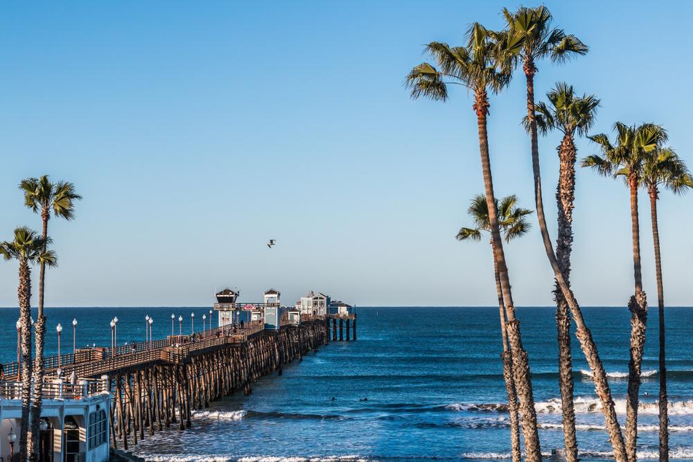 Du lịch Mỹ - Thành phố Oceanside